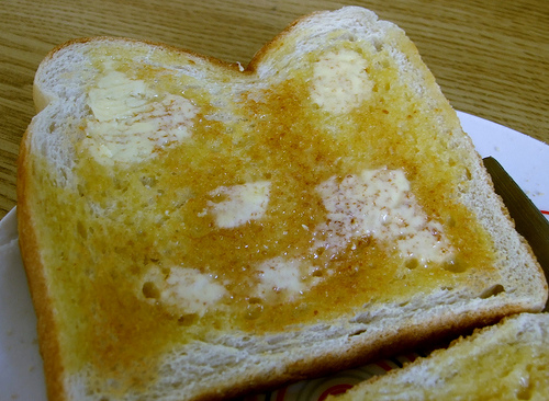 Happy Toast by Thristian at Flickr