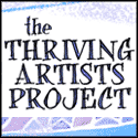 Thriving Artists Project banner