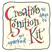 Creative Ignition Kit - 30 days to get sparked!