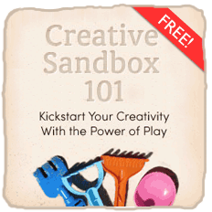 Creative Sandbox 101: Kickstart Your Creativity With the Power of Play