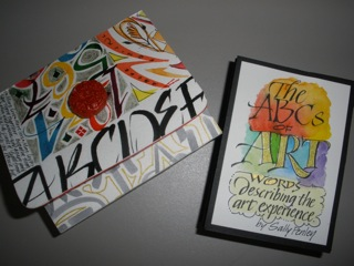 ABC Book & Box by Sally Penley
