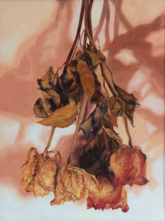 Oil painting by Laureen Marchand