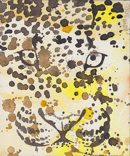 Seth Watkins - Leopard
