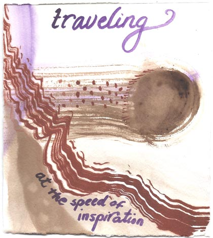Traveling - by Dena McKitrick