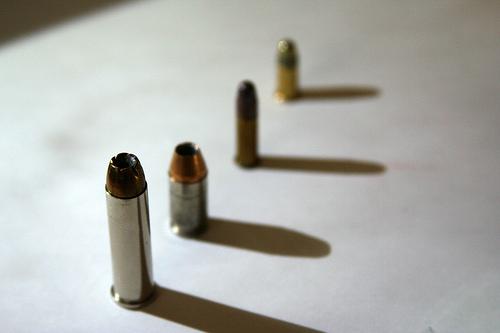 Bite the Bullet by Richard Elzey at Flickr