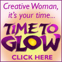 Creative woman, it's your time...