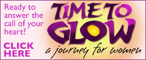 Time to Glow - a journey to take women from dreaming to doing
