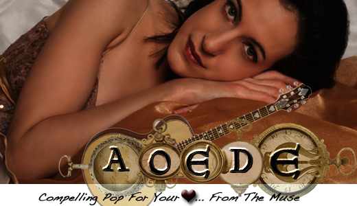 Aoede - San Francisco Indie Folk Pop Singer Songwriter