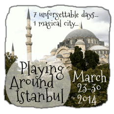 Playing Around Istanbul: a creative immersion adventure vacation of a lifetime