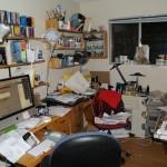 Studio of Doom - before