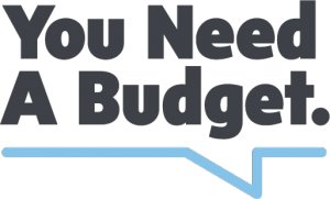 You Need A Budget. logo