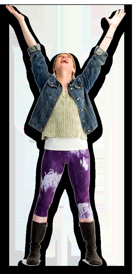 Melissa Dinwiddie - Hooray!!!