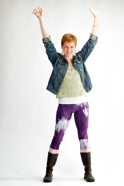 Melissa Dinwiddie - artist, performer, creativity instigator