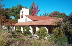 Spanish architecture at St. Francis Retreat, where Create & Incubate Retreat happens!