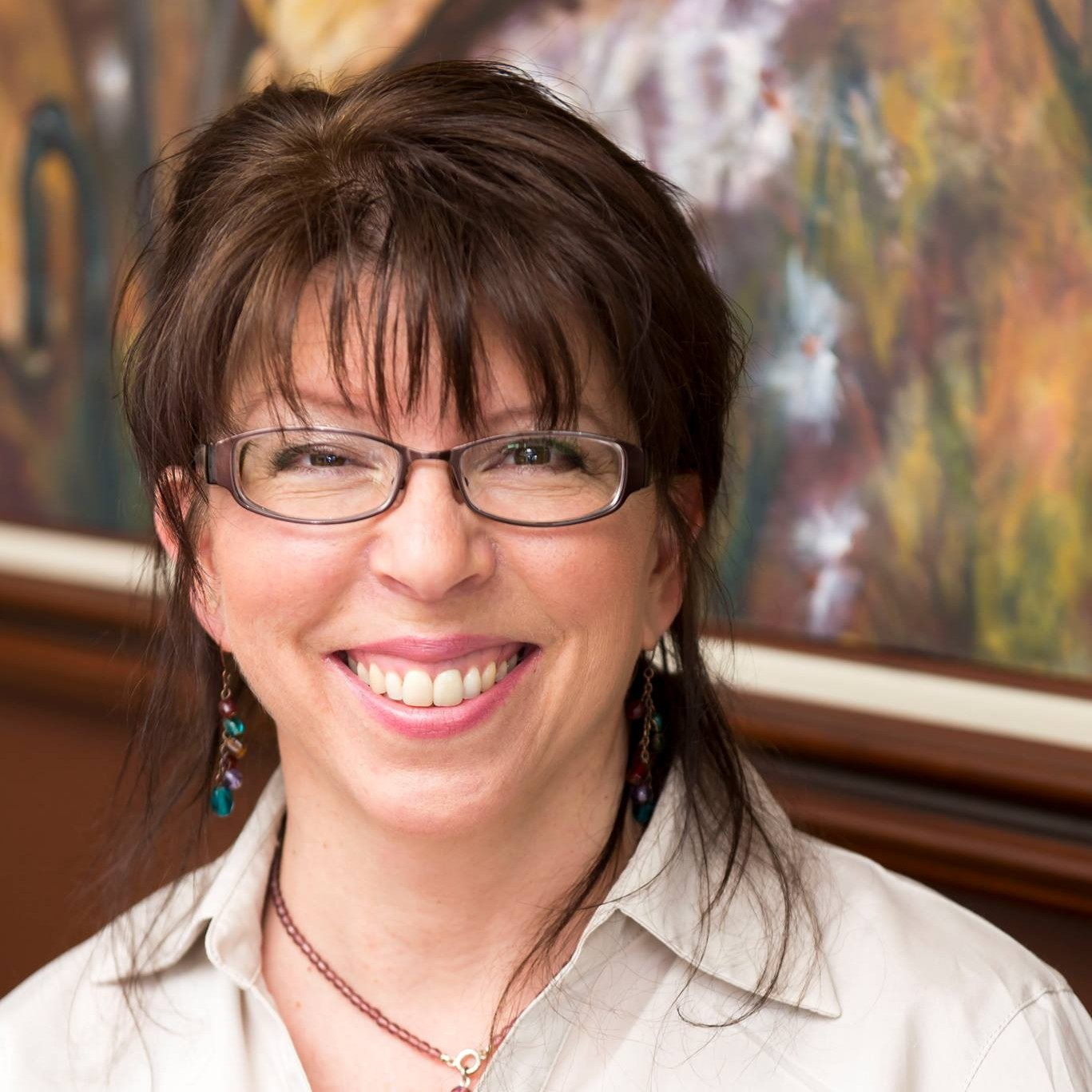 Vicki Gierach, Aesthetician/Fine Artist<br>soulfulvisions.weebly.com