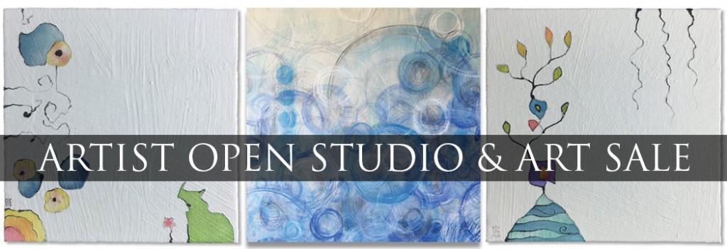Artist Open Studio & Art Sale