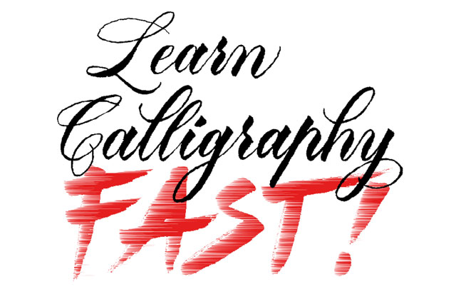 Learn Calligraphy FAST!