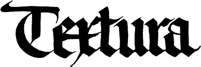 Textura Blackletter calligraphy, by calligrapher and calligraphy teacher Meredith Klein