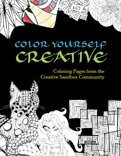Color Yourself Creative cover