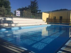 Presentation Center swimming pool
