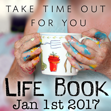 I'm teaching on Life Book 2017! Check it out and join the fun -- it starts on January 1st.