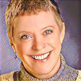 "Mary Anne Radmacher, author of ""Courage Doesn't Always Roar"""