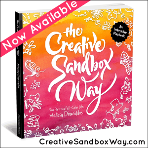 The Creative Sandbox Way - Now avaialble! http://creativesandboxway.com