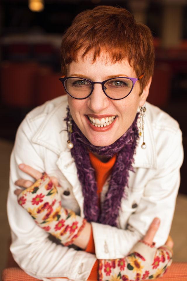 Melissa Dinwiddie - Dynamic Speaker, Author, Creative Consultant