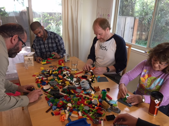 LEGO® SERIOUS PLAY® team building workshop