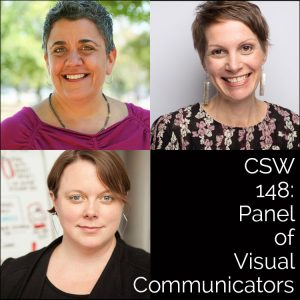 148: Panel of Visual Communicators