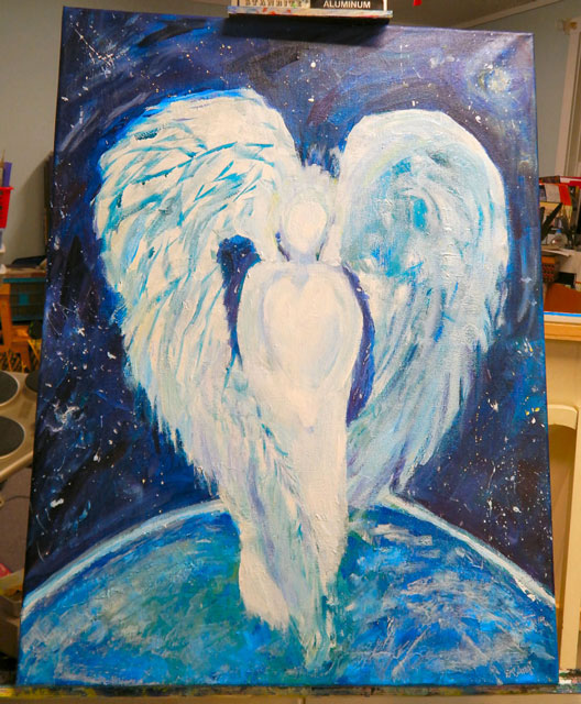 <em>Earth Angel</em>