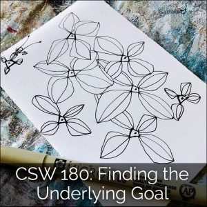 CSW 180: Finding the Underlying Goal