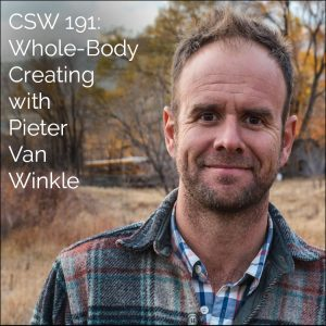 CSW 191: Whole Body Creating with Pieter Van Winkle